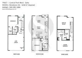 soho central park west irvine homes and condos for sale soho residence 3a 1818 sf