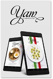 magazine de cuisine professionnel yam le magazine des chefs