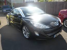 car make peugeot used 2012 peugeot rcz thp gt for sale in harlow essex wintry cars