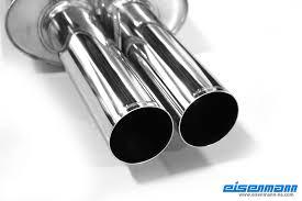 e46 bmw performance exhaust eisenmann performance exhaust for e30 m3 precision sport industries