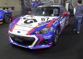 subaru brz racing file osaka auto messe 2016 552 no 87 cg robot racing brz jpg