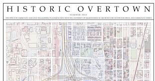 University Of Miami Map Housing And Historic Preservation Overtown Report Office Of