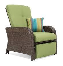 Green Wicker Patio Furniture - amazon com la z boy outdoor sawyer resin wicker patio furniture
