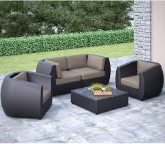 Modern Sofa Seattle by Seattle Sofa Ottoman And Table Set The Brick