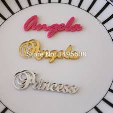 Place Cards Wedding Aliexpress Com Buy Acrylic Place Cards Wedding Gift Guest Names