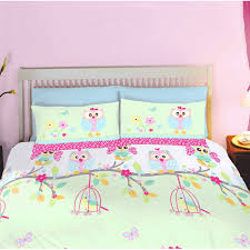 girls bed quilts bedding set pink gingham cot bed duvet cover amazing girls
