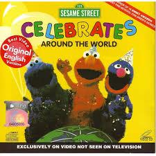 sesame celebrates around the world vcd
