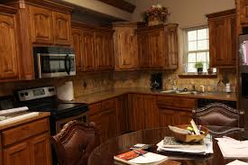 Red Mahogany Kitchen Cabinets Kitchen Room Design Kitchen Glossed Mahogany Wood Kitchen