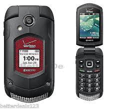 Rugged Phone Verizon Kyocera Duraxv Rugged Flip Cell Phone For Verizon Wireless