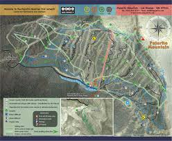 Vail Mountain Map Pojarito Mountain Bike Trail Map Pojarito Mountain U2022 Mappery