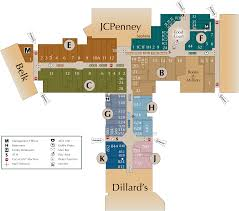 Garden State Plaza Floor Plan Mall Directory Northwoods Mall