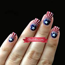 78 best holiday nails images on pinterest july 4th 4th of july