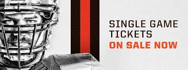 tickets cleveland browns