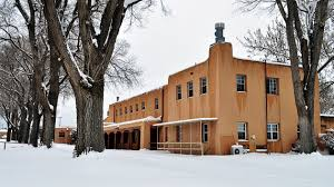 New Mexico State House New Mexico State Police District 1 Campus Former Santa Fe Nm