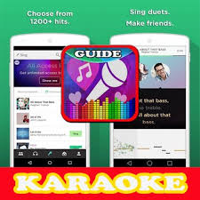 sing karaoke apk new sing karaoke guide apk free entertainment
