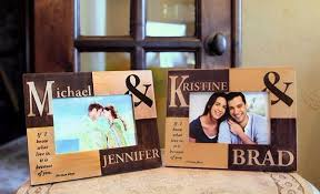 personalized photo frames qualtry