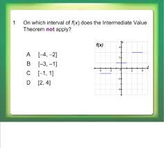 excellent ideas for creating intermediate value theorem problems