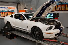 2001 Shelby Mustang Top 10 Quickest Factory Built Mustangs U2013 Americanmuscle Com Blog