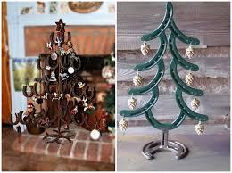 horseshoe christmas ornaments horseshoe christmas tree ideas diy christmas tree craft projects