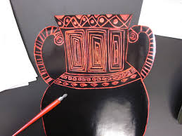 how to write raps on paper best 25 ancient greece crafts ideas on pinterest ancient greece scratch art greek vases prior to making paper mache vases