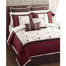 24 Piece Comforter Set Queen Wpm Queen 7 Pieces Bedding Ensemble Embroidery Comforter Set Royal
