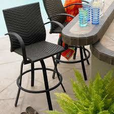 Garden Bar Table And Stools Outdoor Furniture Woodlanddirect Com Patio Furniture Outdoor