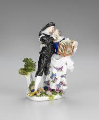 eighteenth century porcelain sculpture ngv