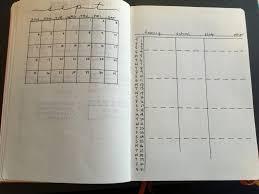 bullet journal for teachers a waldorf journey