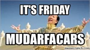 Mr Chow Memes - friday