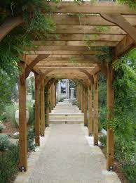 walkway arbor geared for growing santa rosa ca garden