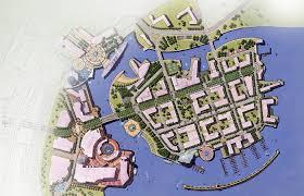 Sea World Map Shekou Sea World Development Steffian Bradley Architects