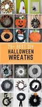 Halloween Wreath Diy Images Of Diy Halloween Wreath Ideas Diy Halloween Wreaths To