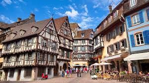Colmar France Hôtel Saint Martin Haut Rhin France Expedia