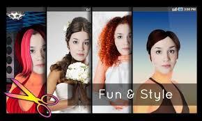 Frisuren Testen by Frisuren Testen Friseursalon Android Apps Auf Play