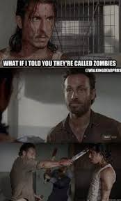 Rick Grimes Crying Meme - the walking dead why did the governor change his name the