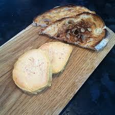 cuisiner foie gras frais foie gras cuit cru au sel julie andrieu