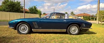 american supercar 1970 iso grifo italian supercar with american muscle carligious