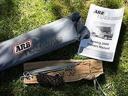 Bag Awning For Sale Amazon Com Arb 814301 Brown 4 U0027 Awning Automotive