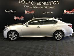 lexus gs 350 for sale used used 2013 lexus gs 350 4 door car in edmonton ab bl2448