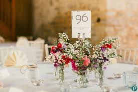 Homemade Table Centerpieces by Homemade Table Centerpieces Weddings