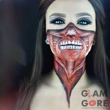 halloween paintings ideas muscle arm body painting face painting ideas pinterest body