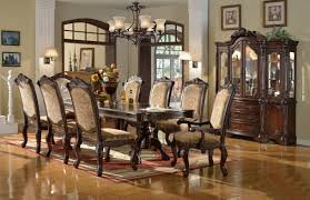 d8500 7 piece dining set mcferran home furnishings the