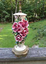 capodimonte roses capodimonte post 1940 antique ls ebay