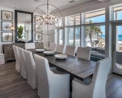 coastal dining room sets inspirations on the horizon coastal