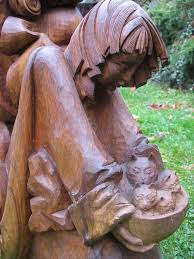 large wood sculpture 122 best wooden sculptures images on tree carving