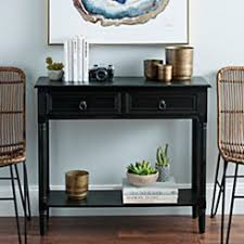 Black Console Table Console Tables Entryway Tables Kirklands