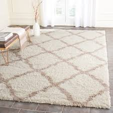 Diy Area Rug Area Rugs Magnificent Floor Ivory Shag Rug Design Ideas With