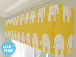 Upholstered Cornice Designs How To Make Your Own Upholstered Cornices For Cheap Curbly