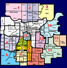 kansas city metro map zone map and coverage