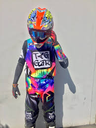junior motocross helmets tagger designs